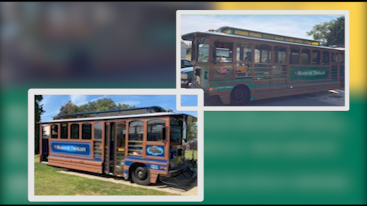 'Got trolley?': Grand Haven offering up 2 old trolleys to local small businesses