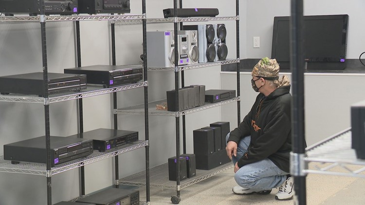 'Electronic Room' opens inside Muskegon Goodwill  store
