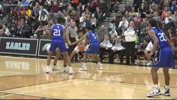 High School Basketball: Wyoming vs. Grand Rapids Christian