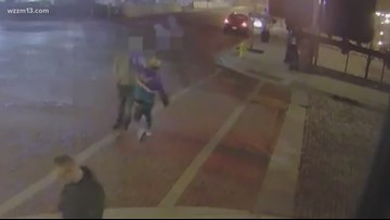 Police: All four subjects have been identified in downtown GR assault video