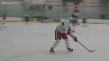 Griffins prepare for Friday's home opener