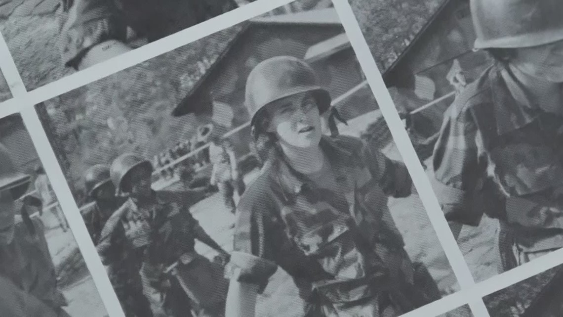 'Women serve too'   Muskegon veterans standing up for their sisters