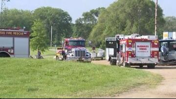 Bodies of mother, 2 daughters found after she intentionally drove car into Kalamazoo River