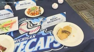 13 ON YOUR SIDE's James Starks reviews some of the Whitecaps' foods of the decade