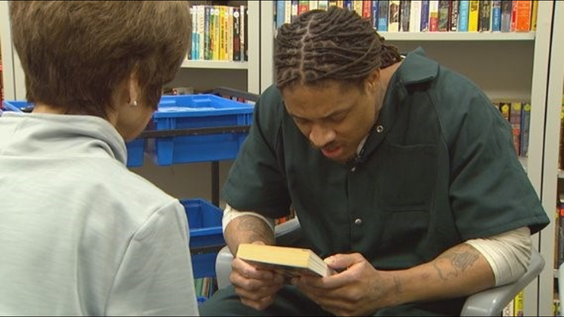Book 'em! Literacy program links inmates to loved ones