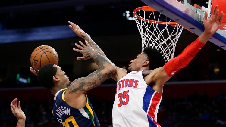 AP: Detroit Pistons forward Christian Wood tested positive for coronavirus