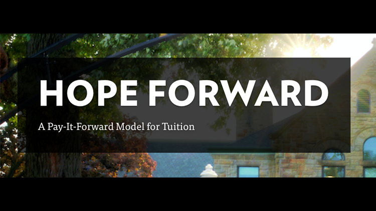 'Tuition-free' model launched at Hope College