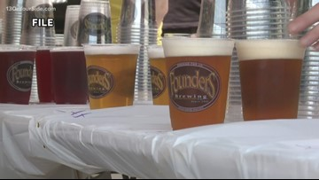 Founders Brewing Co. to sell majority of its stake to Spanish-based brewer