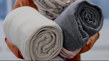 United Bank's Blanket the Community project seeks to keep people warm during cold winter months