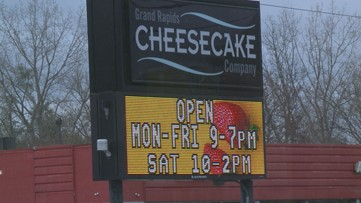 Cheesecake confusion: People mistake one bakery for another