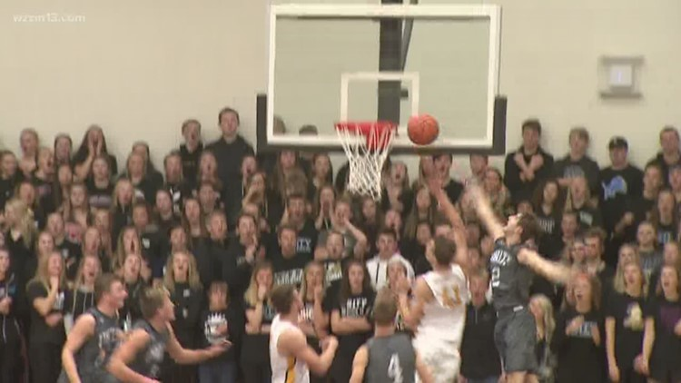 Hudsonville wins Salad City Classic over Unity Christian