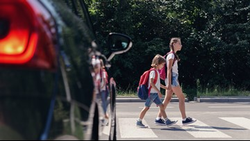 'School's open, drive carefully': AAA's statewide campaign is back