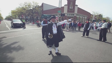 Hear ye, hear ye! Holland's town crier goes silent after 40 years