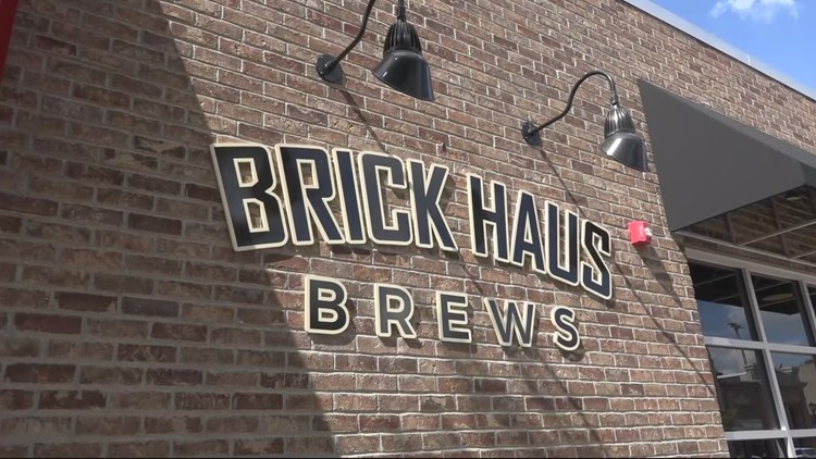 What's offered at Brick Haus Brews in Sparta