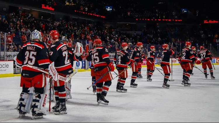 Griffins set to return to the ice next month
