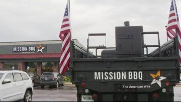 Let's Eat: Mission BBQ