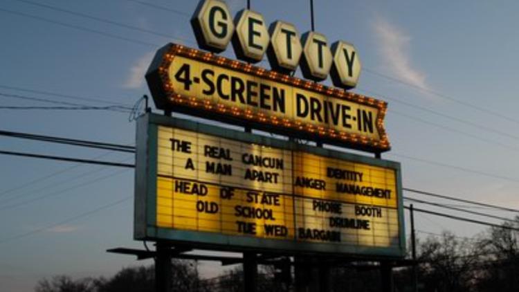 Getty Drive In Opens For 2020 Season Wzzm13 Com