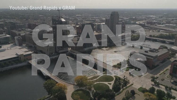 GRBJ: Partners launch 'Grand Rapids X GRAM' video series