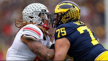 Feds say man threatened Ohio State during Michigan game
