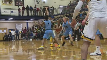 Boys High School Basketball: Grand Rapids Christian vs. Godwin Heights