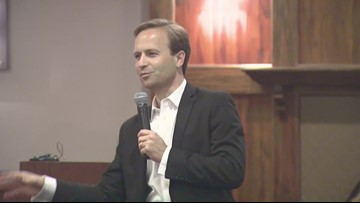 Calley takes job at Small Business Association of Michigan