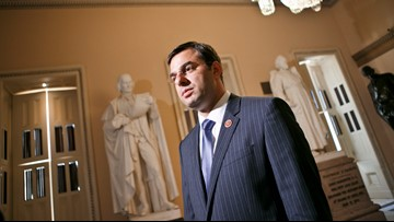 All by himself: Amash alone among GOP on impeachment