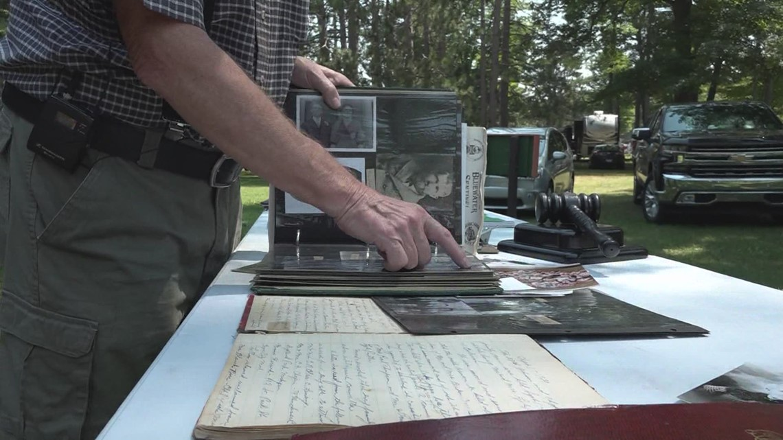 Gathering through the ages:  Family reunion reaches 120 in a row without missing