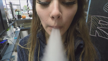 Local vape shop restocks its shelves after judge blocks flavored e-cigarette ban