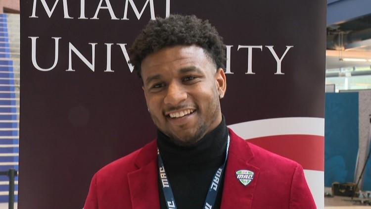 Brown enjoying mentor role as a senior