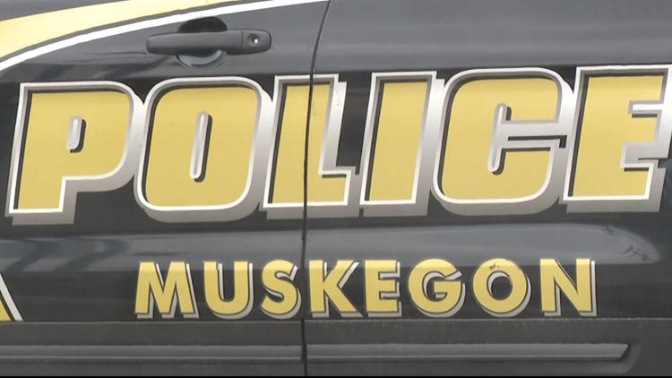 Muskegon Twp. police respond to car crash, driver found shot on US-31