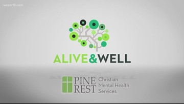 Alive & Well: Pine Rest Christian Services