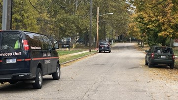 Police investigating shots fired in Alger Heights