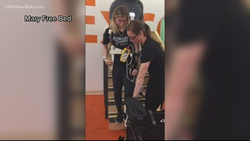 Crossfit may have saved GVSU student's life