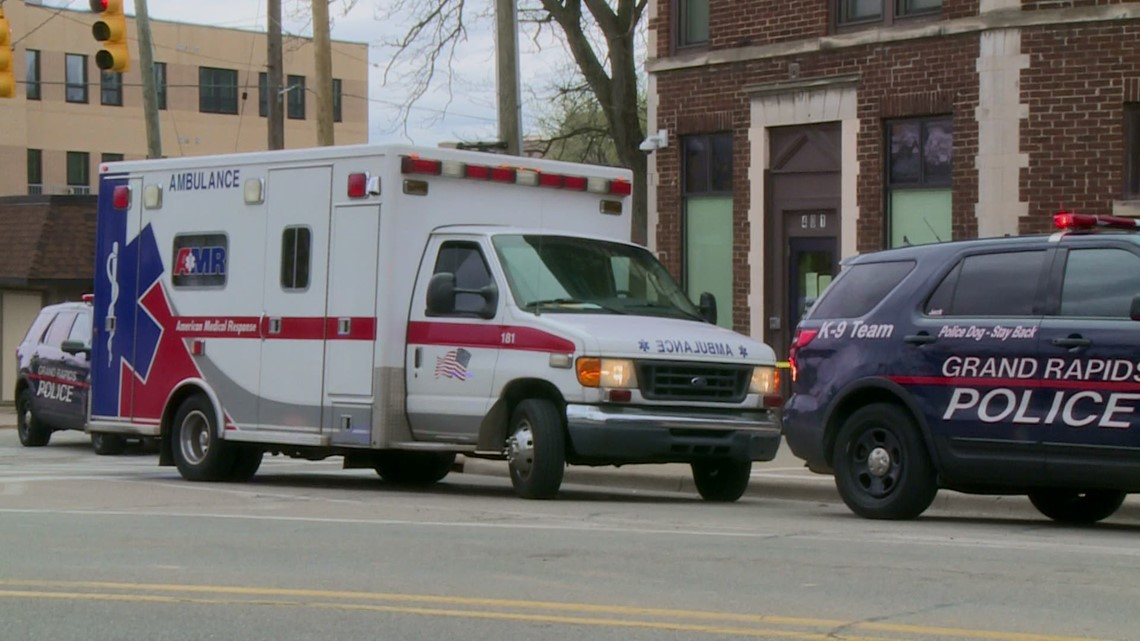 Man shot and killed in Grand Rapids