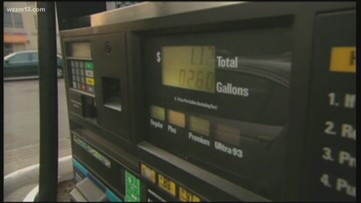 AAA: Gas prices drop