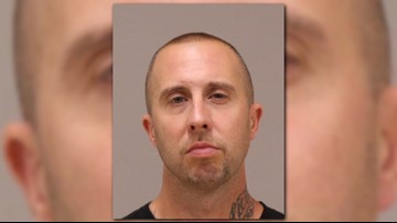 Man charged in gun store theft now accused of shooting at informant's home
