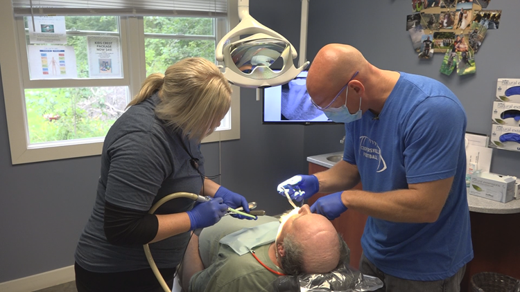 Lakeshore dentist offers free day of care