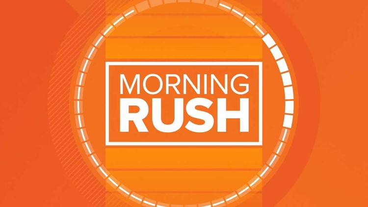 Early Morning Rush: Tuesday, March 2, 2021