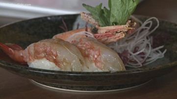 Let's Eat: Maru Sushi & Grill