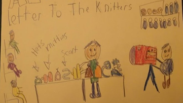 One Good Thing: Thank You pictures from Godfrey Elementary