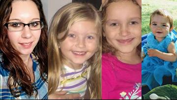 'It's so senseless:' Community grapples with murders of three children