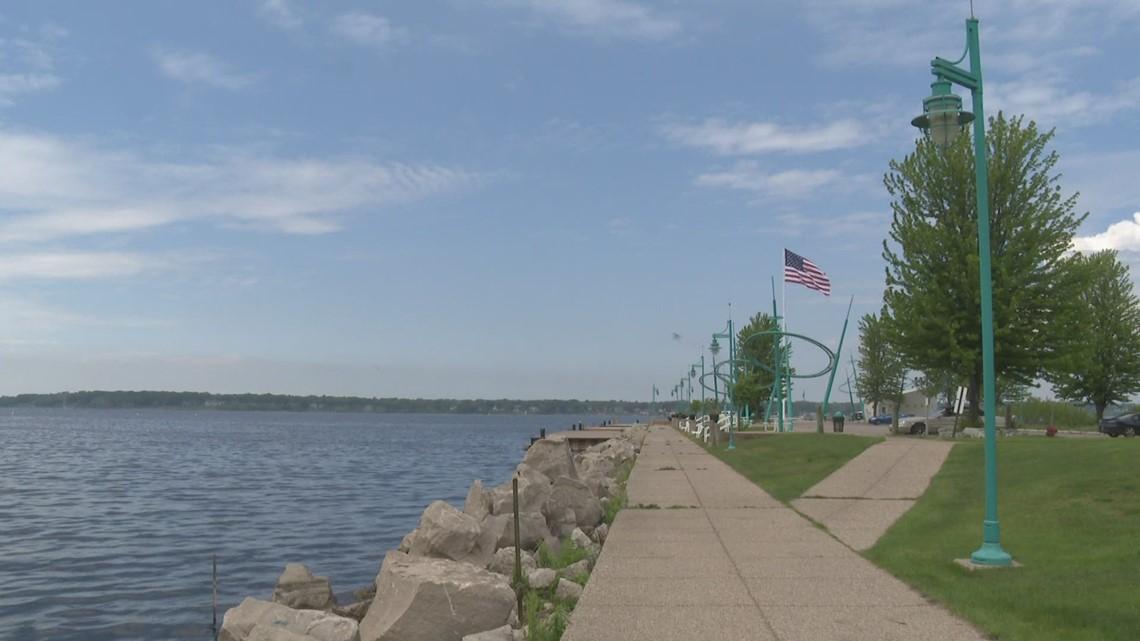 Cruise ship stops in Muskegon canceled