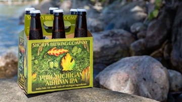 Short's Brewing, Pure Michigan release the most Michigan beer of the season