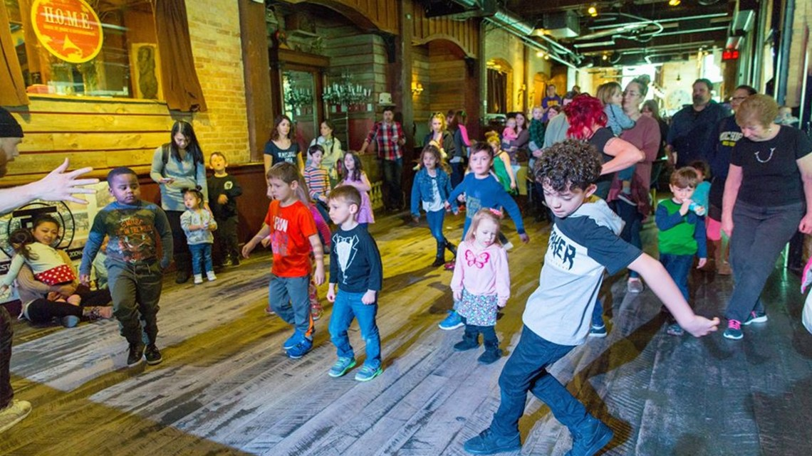 What's Up This Weekend: Check out LaughFest, the West Michigan Home & Garden Show, and a wine event for parents