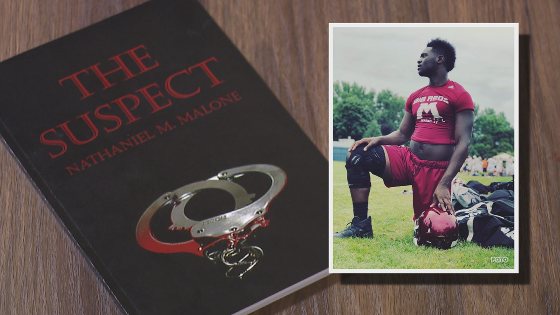 Big Reds to bookstore: Former Muskegon athlete becomes published author