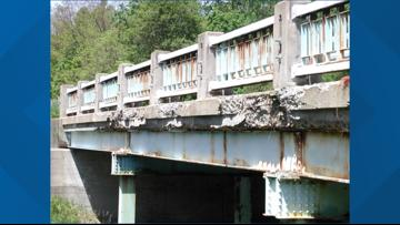 Shelby Road to close Monday for bridge replacement
