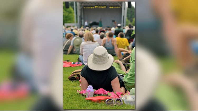 Kentwood's Summer Concert Series is back