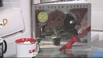 """UICA will show """"The Polar Express"""" this weekend"""