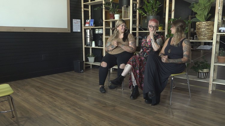 Women-led tattoo shop changing perceptions in Grand Rapids