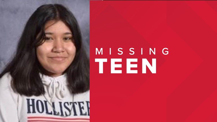 Missing pregnant teen spotted in Belding; Police need your help getting her back home